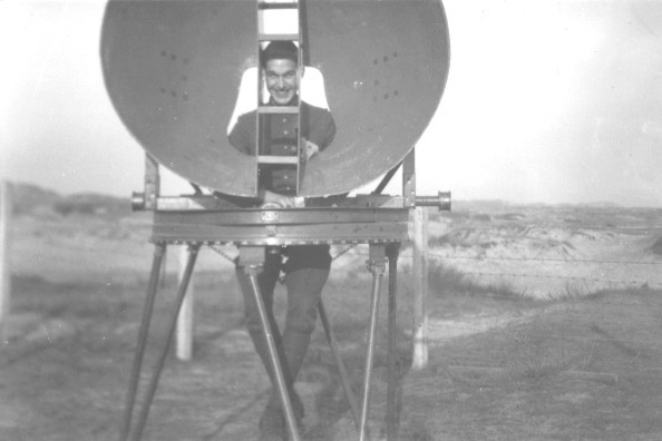 Ca. ~1940. Credit: L. Evers of the Royal Netherlands Meteorological Institute